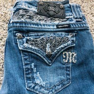 Vintage Miss me jeans